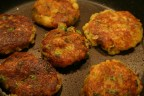 Indian potato cakes