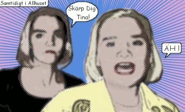 Helena och Lill-Tina