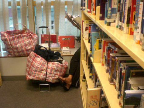 I Biblioteket