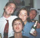 Jonas, Kerstin, Jossan och Classe