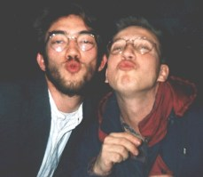 Matte och Robban