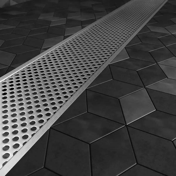 QM Drain Perforated