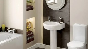 4 Bathroom Space Saver Ideas