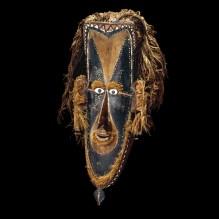 Saibai Island mask. British Museum.