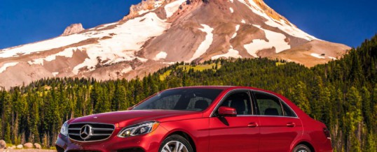 MotorTrend shares their first reaction to driving the new Mercedes-Benz E250 Bluetec