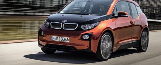 Jalopnik: BMW's i3 is their most important car in decades