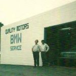 Old Quality Motors Photo