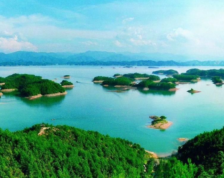 杭州千島湖