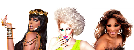 Alyssa Edwards, Detox Icunt and CoCo Montrese