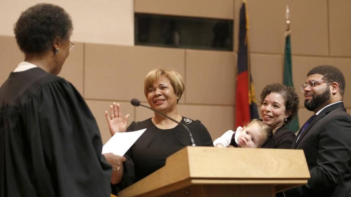 Vi Lyles Charlotte Mayor