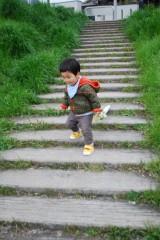 あずきサイズの階段