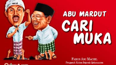 Photo of Abu Mardut Cari Muka