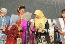 Photo of NTB Raih Penghargaan Pembina Dekranasda Terbaik Seluruh Indonesia