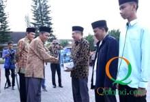 Photo of Lepas Kafilah MTQ, Pathul Bahri Janjikan Pemenang Akan Diberangkatkan Umrah dan Haji