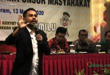 Photo of BAWASLU RI Bersama Perkumpulan MOI Sosialisasikan Kerawanan Pemilu Di NTB