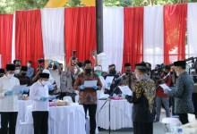 Photo of Bapaslon Diminta Terdepan Ajak Masyarakat Patuhi Protokol Kesehatan.
