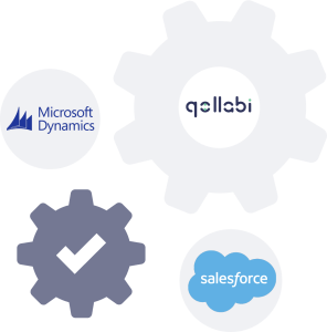 qollabi_integration_CRM_Salesforce_microsoft_dynamics