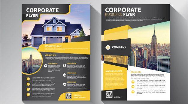 pengertian flyer, fungsi flyer, ciri-ciri flyer, kelebihan dan kekurangan flyer, tips membuat desain flyer