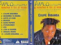 Awilo Longomba Coupe Bibamba Album