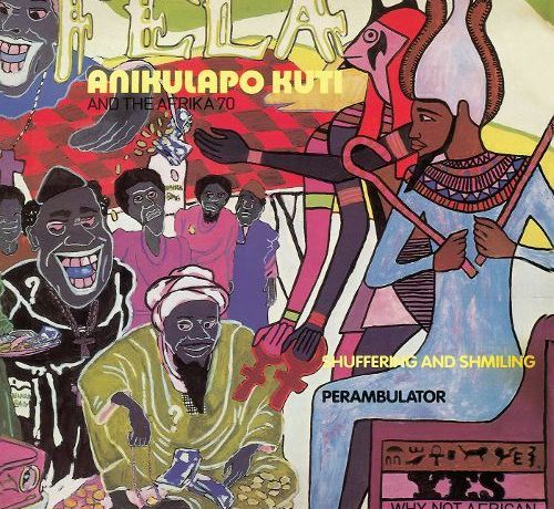 Fela Kuti Shuffering and Shmiling