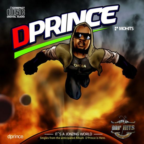 D'Prince Give It To Me (ft. D'Banj)