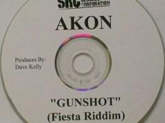 Akon Gunshot [Fiesta Riddim]