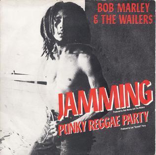 Bob Marley and the Wailers Jamming