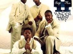 Boyz II Men Water Runs Dry