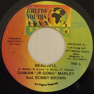 Damian Marley Beautiful
