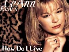 LeAnn Rimes How Do I Live