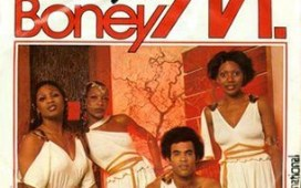 Boney M Marys Boy Child / Oh My Lord