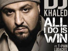 DJ Khaled All I Do Is Win + All Stars Remix
