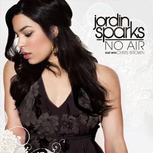 Jordin Sparks and Chris Brown No Air