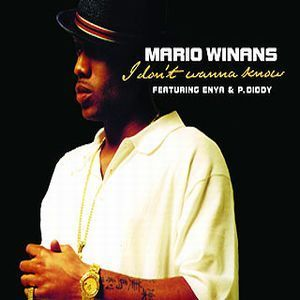 Mario Winans I Don T Wanna Know Ft Enya P Diddy Mp3 Qoret