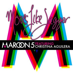 Maroon 5 Moves Like Jagger (ft. Christina Aguilera)