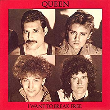 Queen I Want To Break Free