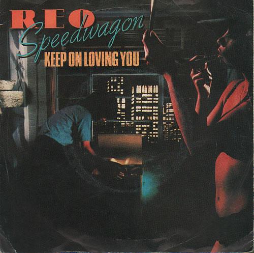 REO Speedwagon Keep on Loving You