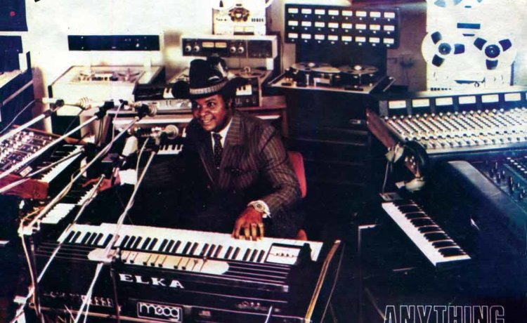 William Onyeabor When The Going Is Smooth & Good