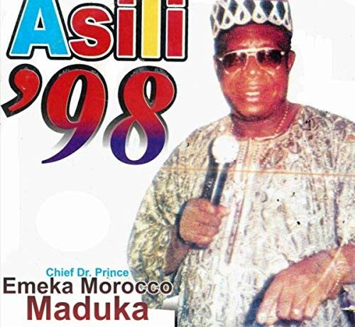 Emeka Morocco Maduka Asili '98