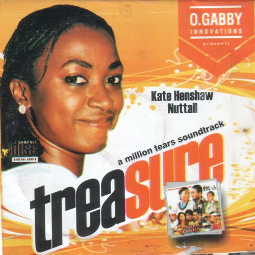 Kate Henshaw Treasure soundtrack of the Nigerian Movie - A Million Tears