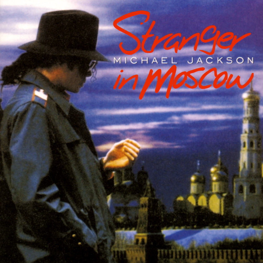 Michael Jackson Stranger In Moscow