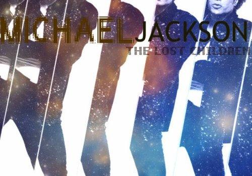 Michael Jackson The Lost Children