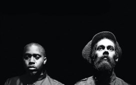 Nas & Damian Marley Patience