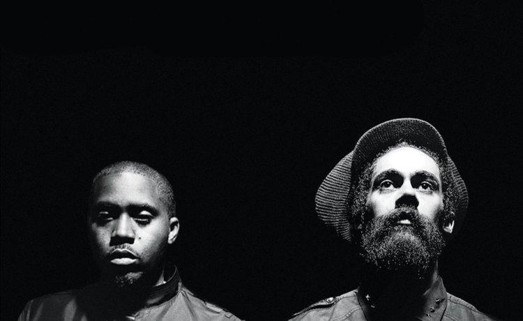 Nas & Damian Marley Patience