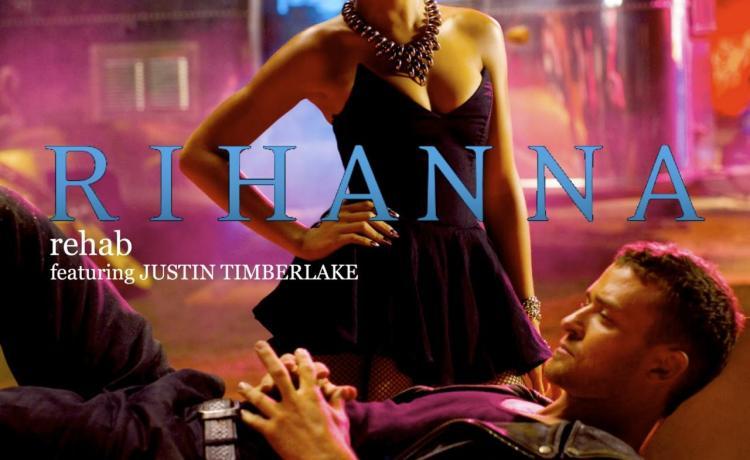 Rihanna Rehab (ft. Justin Timberlake)