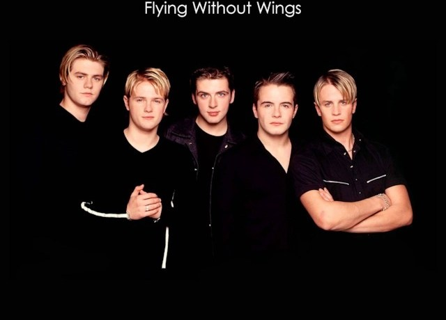 Westlife Flying Without Wings