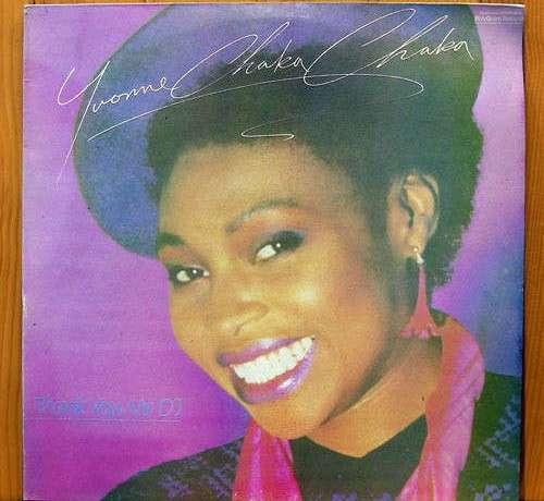 Yvonne Chaka Chaka Thank You Mr DJ