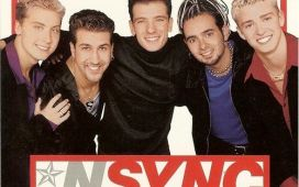 NSYNC Merry Christmas Happy Holidays
