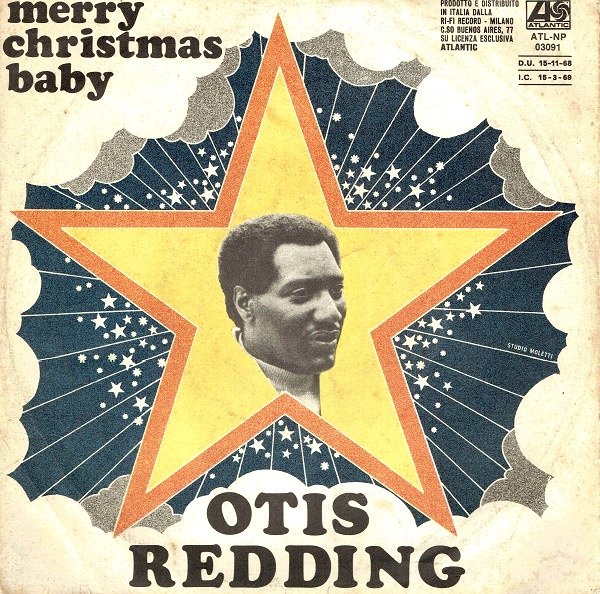 Otis Redding Merry Christmas Baby