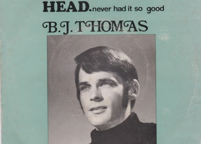 B.J.Thomas Raindrops Keep Fallin' On My Head